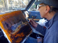 harry orlyk landscape painter